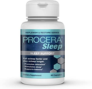 Natural Sleep Aid | Non-Habit Forming, Promotes Calm & Relaxation, Stay Asleep