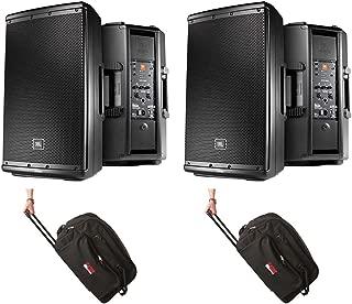 2x JBL EON612 EON 612 1000 Watt Powered 12