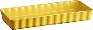 Emile Henry 906034 Long Rectangular Pie Dish, Ceramic