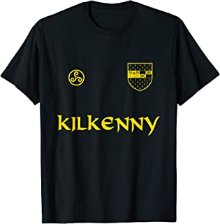 KILKENNY Gaelic Football & Hurling T-Shirt