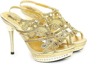 Adaa Heel Sandal For Women
