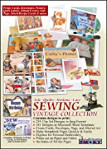ScrapSMART - Sewing - Vintage Collection Software - Ads, Quilts, Notions & Lace for Mac [Download]