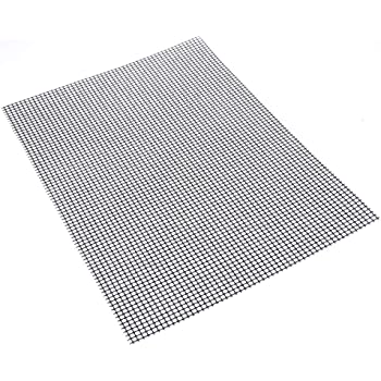 Ardentity Grille Barbecue Tapis, Feuilles de Cuisson