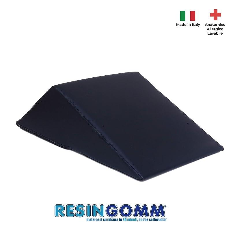 歯科医おエッセンスResingomm枕は坐骨神経の問題のための足を上げる。最大限のサポートのための即時の利益と高密度。