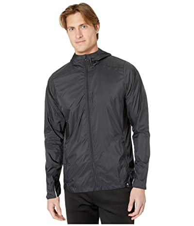 Smartwool Merino Sport Ultra Light Hoodie (Black) Men