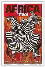 Best vintage africa poster Reviews
