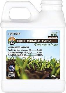 Papa Jonah`s Liquid Earthworm Castings Natural 100% Concetrate (16oz)