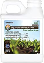 Papa Jonah's Liquid Earthworm Castings Natural 100% Concetrate (32oz)