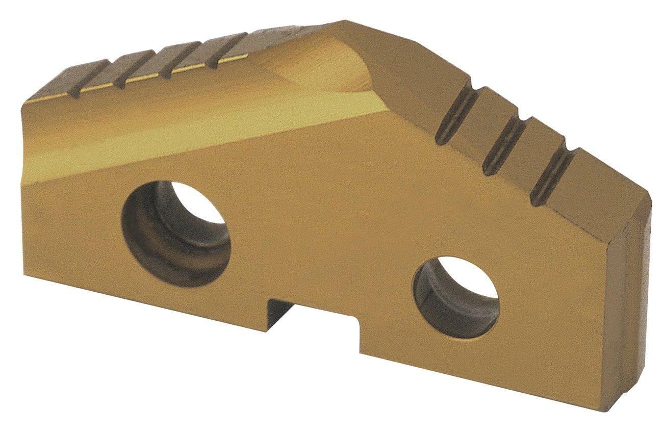 YG-1 S140 Cobalt Steel Throw-Away Drilling Insert Pack of 2 Hardslick Finish 37//64 Diameter 1//8 Thick
