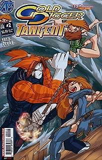 Gold Digger: Tangent #2 VF/NM ; Antarctic comic book