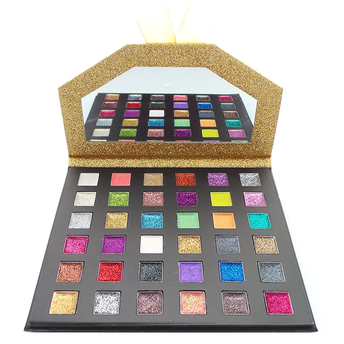 巻き戻す雷雨する(6 Pack) BEAUTY TREATS Glimmer Glitz Palette (並行輸入品)
