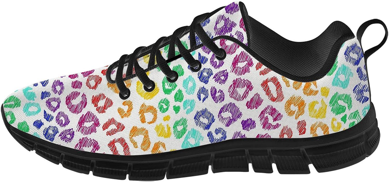Ciadoon Leopard Print Shoes Mesa Mall Mens Max 49% OFF Womens Trail Running Tenn