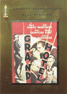 Grand Hotel (DVD) (Oscar O-Sleeve)