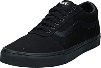 all black vans price
