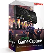 Roxio Game Capture (Old Version)