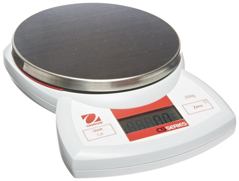Ohaus CS200 CS Compact Portable Scales, 200g Capacity