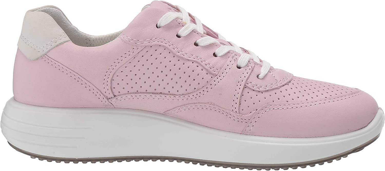 ECCO Soft7 Runner W, Zapatillas para Mujer Rosa Blossom Rose Blossom Rose Shadow White 51725