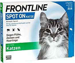 Suchergebnis Auf Amazon De Fur Profender Spot On Katze