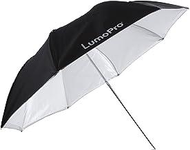 """LumoPro LP735 3-in-1 43"""" Compact Umbrella"""