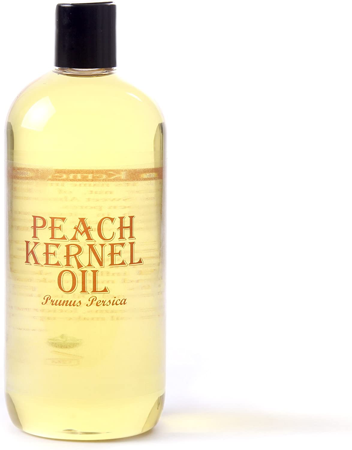 Mystic Moments Peach Kernel Carrier Oil 1 100% Industry No. 2021 new Litre Pure -