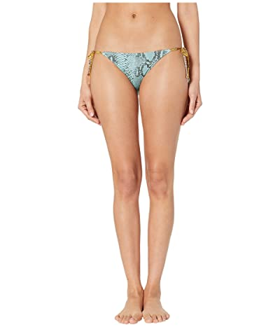 Stella McCartney Timesless Tie Side Bikini Bottoms (Eggshell Blue) Women