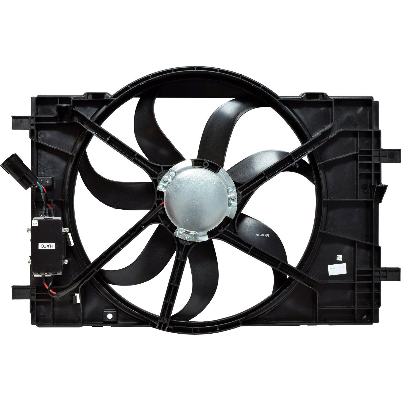 Universal aire acondicionado Fa 50078 C aspas del ventilador de ...