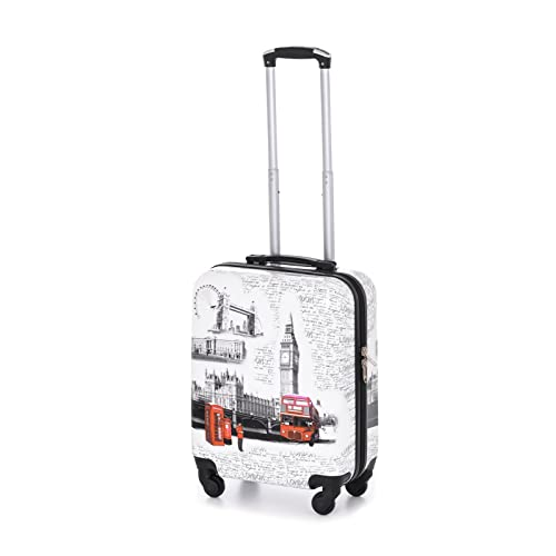 eb71ddf38 Super Lightweight Hard Shell PC Luggage Travel Bag suitcase Trolley Cabin  Case 50x40x20 American Airlines Delta