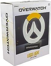 Paladone Licht voor het verzamelen van overwatch-logo, ideaal voor kinderkamer, kantoor en thuis, popcultuur-speelartikele...