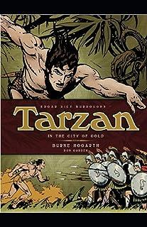Tarzan and the City of Gold (Tarzan #5) Annotated