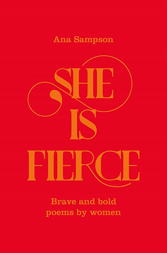 偏見見せます多様なShe is Fierce: Brave, Bold  and Beautiful Poems by Women