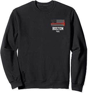 boston fire department sweatshirt