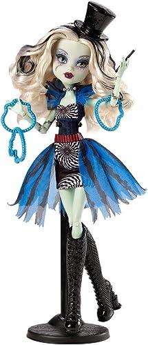 Monster High Mattel CHX98 - Schaurig sch  Show, Frankie Stein