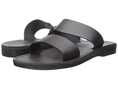 Jerusalem Sandals Aviv (Black) Men