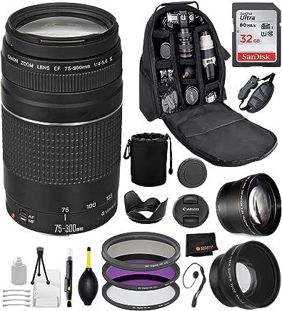 Amazon com: Canon EOS 70d - Accessory Bundles / Accessories: Electronics