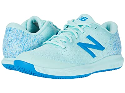 New Balance Clay Court Fuel Cell 996v4 (Bali Blue/Vision Blue) Women
