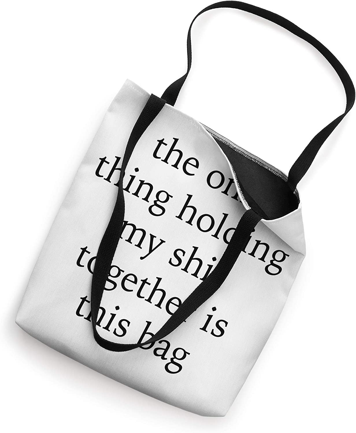 Oh Crap I/'m 30 30th Birthday Funny Shopping Tote Bag For Life