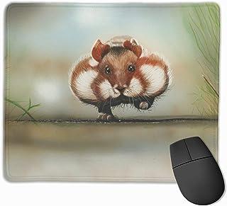 Putziger Hamster Nüssen Wallario Ordnerrücken selbstklebend 6 breite Ordner