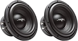 Hz For 8 Inch Sub