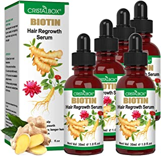 5 PACK Hair Growth Serum,2021 Hair Growth Oil,Hair Growth,Stops Hair Loss, Hair Thinning Treatment, Hair Growth Treatment,...