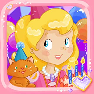Princess Birthday Party Puzzle Game for Kids: Attend a Royal Party with Princesses, Ponies, Kittens, and More! - Free