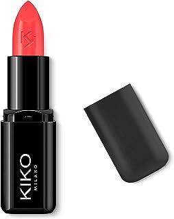 KIKO Milano Smart Fusion Lipstick - 411 Coral, 3 g