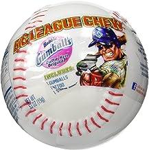 Big League Chew Bubble Gumballs Outta' Here Original with Sticker Sheet