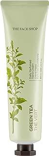 The Faceshop Daily Perfumed Hand Cream, Green Tea, 30ml