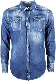 dsquared chemise jean