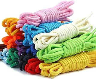 16pcs Lacet en Silicone /élastique Pratique /à la Mode Hommes Femmes Lazy Marteau Type Lacets Baskets Aucune Cravate Lacets///12pcs-Or AXIEDAI/12pcs