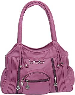 Leather Retail Stylish Handbag for Woman and Girls