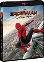 【店舗限定特典あり】スパイダーマン:ファー・フロム・ホーム ブルーレイ&DVDセット(初回生産限定) (特製パスポート・メモブック付き) (75mm缶バッジ3個セット付き) [Blu-ray]