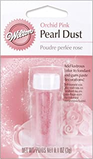 Wilton Orchid Supplies, Pink Pearl Dust