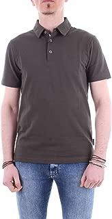 Armani Exchange Men's 8NZF78 Polo Shirt, Green (Military Green 1840), Large
