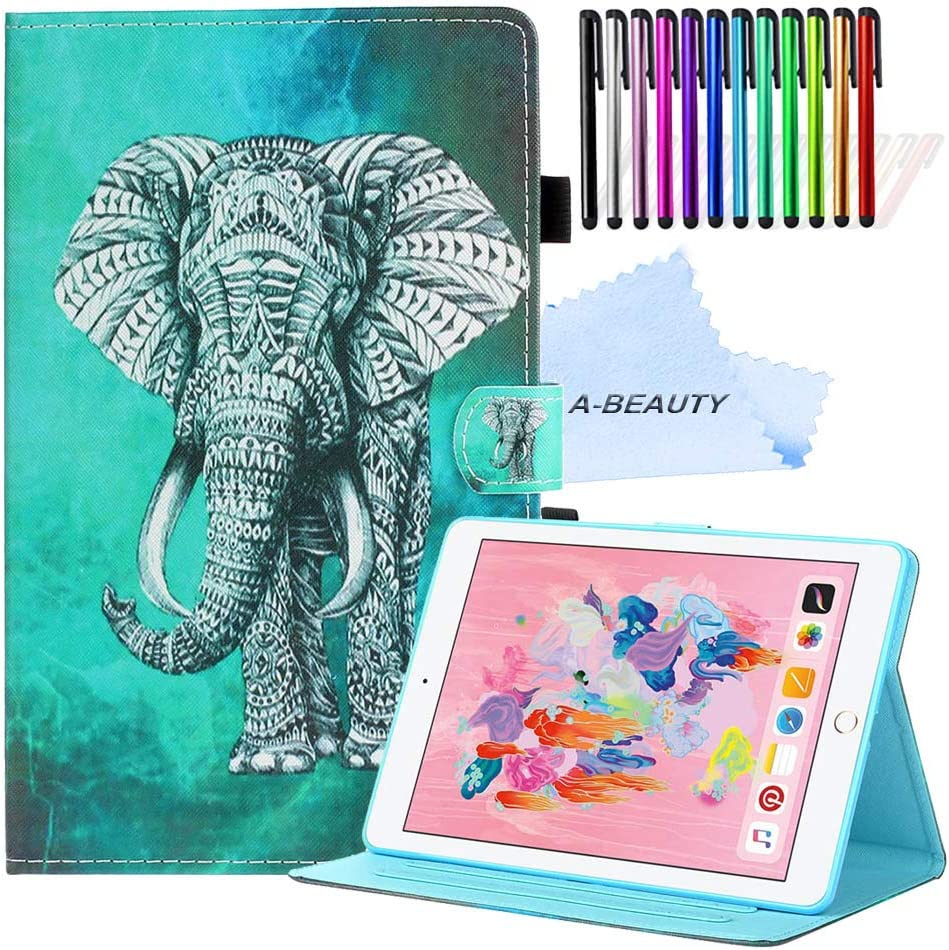 A-BEAUTY iPad 10.2 Case Arlington Mall Stand 7th New color for Generation